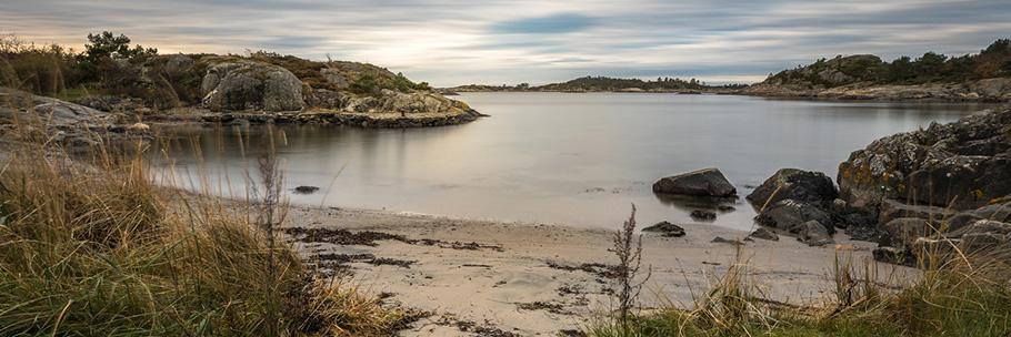 Grimstad by rektangel bilde