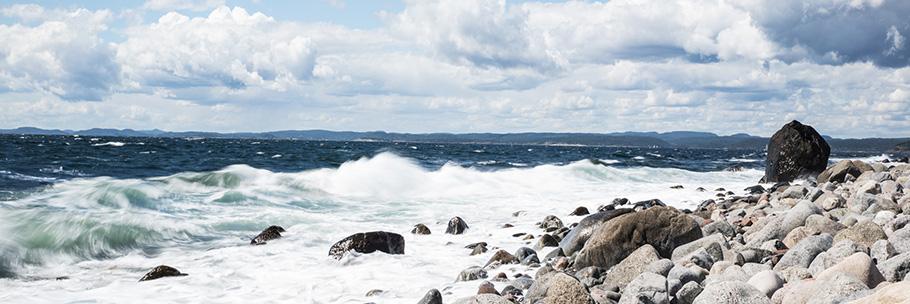 Sandefjord by rektangel bilde