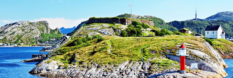 Nordland fylke rektangel bilde